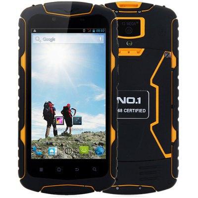 NO.1 X1 X-Men IP68 Rugged Waterproof Shockproof SmartPhone MTK6582 Quad Core Android 4.4 5.0'' HD IPS 3MP 3G GPS Dustproof phone(China (Mainland))