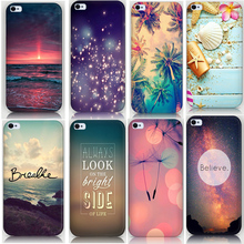 2015 Nice Scenery Printing Back Cover Cell Phone Case For Iphone5c Mobile Phone Hard Cases Bags For Iphone 5c Cover Cases