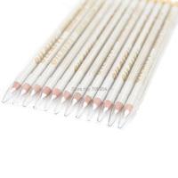 White Eyeliner 12pcs/lot 1 Color Eyes Liner Pencil Waterproof Eye Liner Pencil Cosmetics Pencil CFP26 04#
