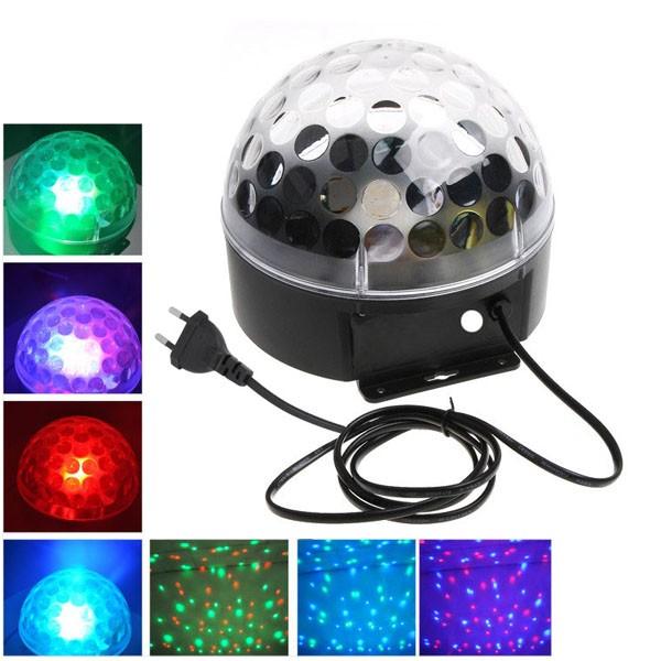 Освещения для сцены DJ LED RGB