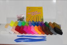 24 цветов полимерной глины цветной глины обожженной глины фимо глины нужно тепла детские день подарки для детей обучение и развивающие игрушки