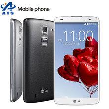 Original LG G Pro 2 F350 D838 Mobile Phone Quad Core 32GB ROM 3G RAM 5.9 inches Screen 13MP Camera Unlocked Smart phone(China (Mainland))