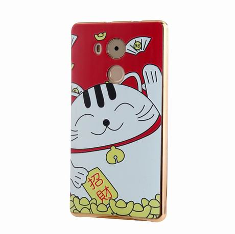 For Huawei Mate 8 case ,New Fashion 3D Paint PUPhone Case For fundas Huawei Ascend Mate8 Shell Covers accessories(China (Mainland))