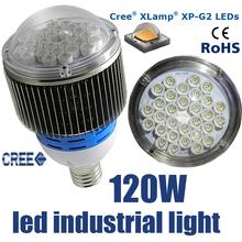 100pcs/lot 120w 220v led industrial lighting,factory high power lighting, led high bay light ,led industrial light 120w,(China (Mainland))