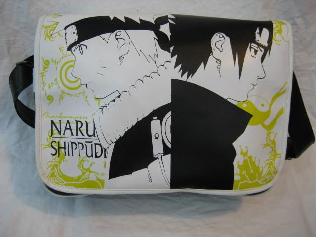 Naruto Anime Uzumaki Naruto & Uzumaki Naruto Shoulder Messenger Bag Style A(China (Mainland))
