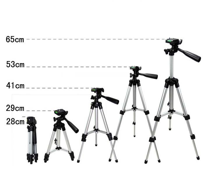 Stick Portable Universal Standing Tripod For Sony Nikon Olympus Camera For fishing light outdoor light stand GYH(China (Mainland))