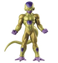Hot Anime Dragon Ball Z Fukkatsu no F Resurrection F Frieza Golden Freeza ChouZouSyu Banpresto 5″ Action Figure