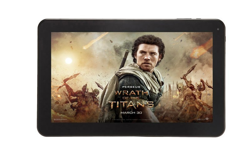 "Wholesale - 10.1"" Android 4.2 Jelly Bean Tablet PC Dual Core Allwinner A20 1G 8GB DDR Dual Web Camera HDMI 1024*600 WIFI MID(China (Mainland))"