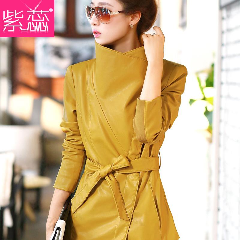 Женская одежда из кожи и замши Dobaz DX14151