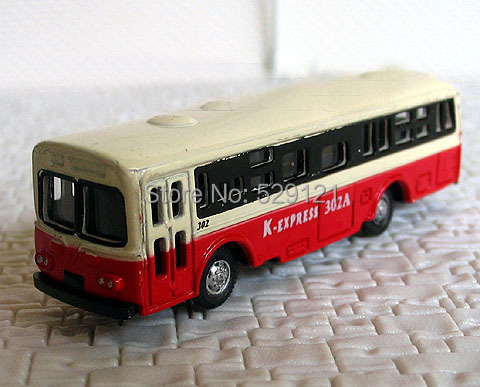 1:160 30 pcs N Scale Model Buses Mini Buses N gauge(China (Mainland))