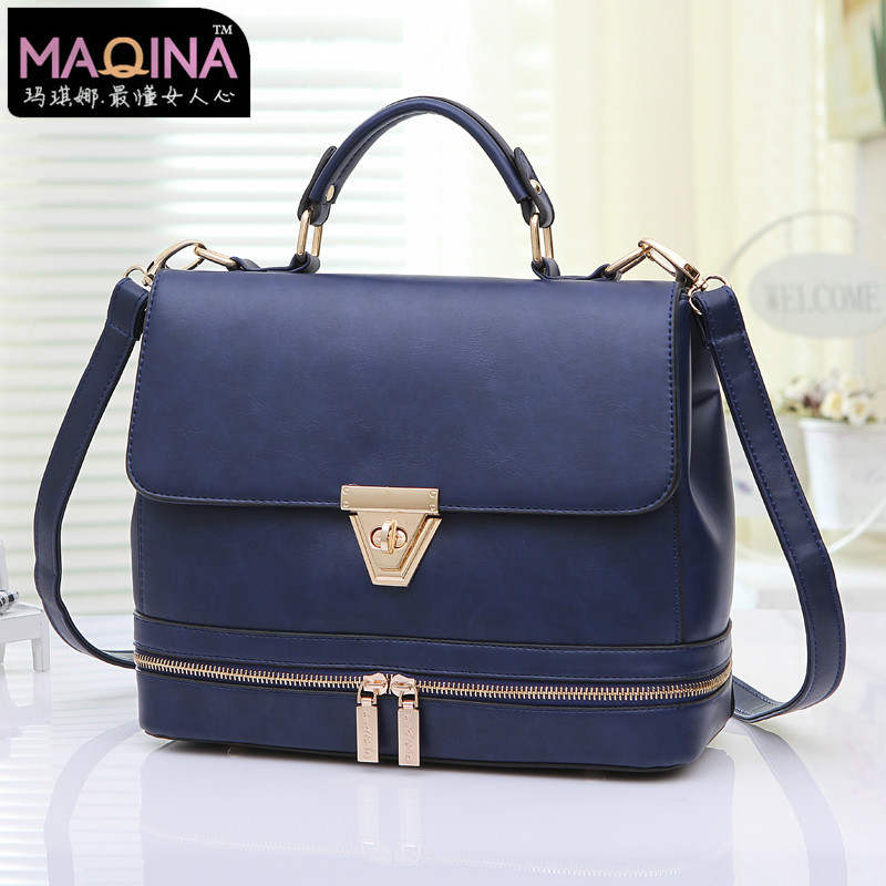 Young Girl's Multi-purpose Bags Fashion Brand Dialy Backpacks Elegant Women's Casual Preppy Style Bag