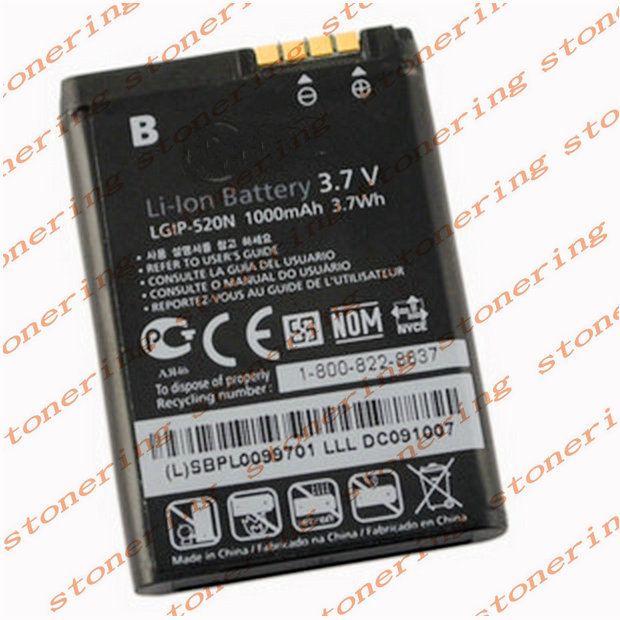 New 2pcs Battery + Wall Charger For LG GD900 Crystal BL40 CHOCOLATE LG VX5600 ACCOLADE(China (Mainland))