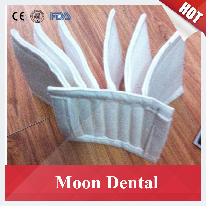New 1 Set High Quality Dental Vacuum Dust Extractor Accessories Non-woven Fabrics Filter Bags for Dust Extraction in Dental Labs(China (Mainland))