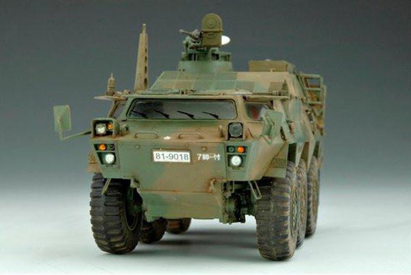 1pc Trumpeter JGSDF NBC Detection Vehicle 1/35 Military Model Tank(China (Mainland))