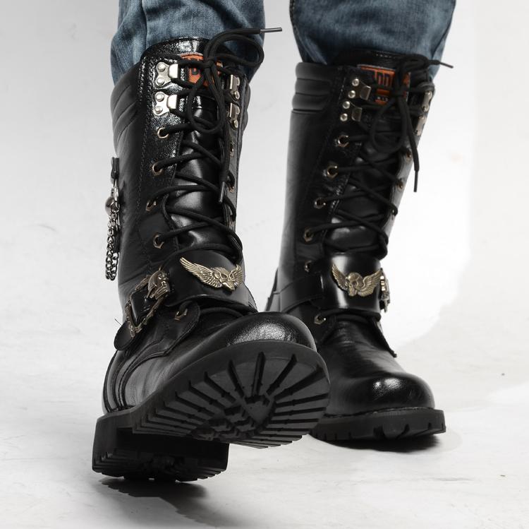 military tactical boots men winter anti cold men combat