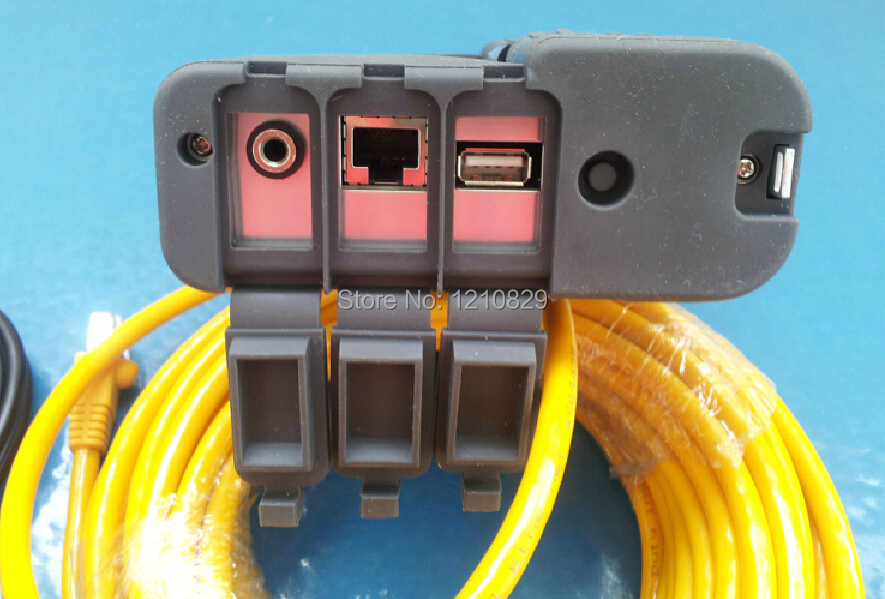 promotion: ICOMA2 A2 interface with net cable LAN cable(China (Mainland))