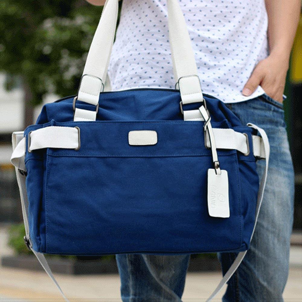 2015 HOT Mens One Shoulder Backpak Fishion School Messenger Bag Travel Bag Bolsa de hombro#456<br><br>Aliexpress