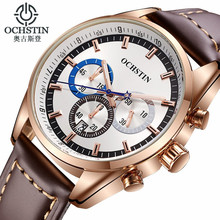 Buy Relogio Masculino Ochstin Chronograph Watch Men Military Mens Quartz Watch Top Brand Luxury Men's Clock Sports Wrist Watch Male for $14.39 in AliExpress store