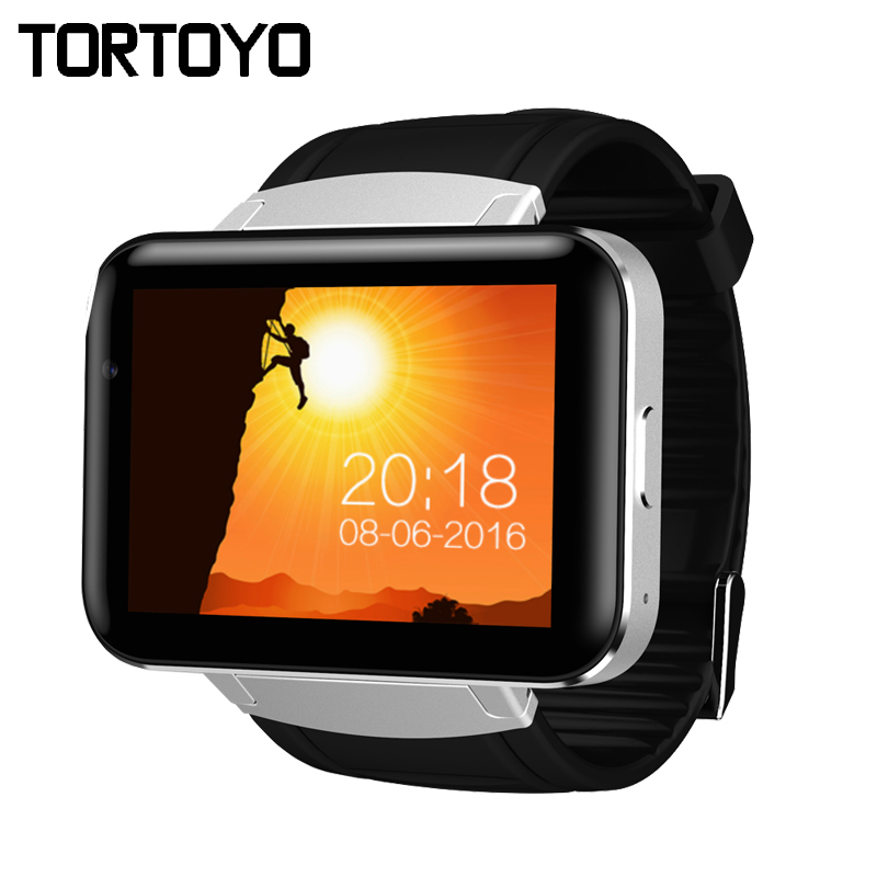 "Newest DM98 Android 5.1 Smart Watch Phone 2.2"" Big Screen 2G 3G Smartwatch Clock with HD Camera WIFI GPS Speaker APP Download(China (Mainland))"
