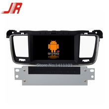Buy Quad Core Android 4.4 car audio FOR Peugeot 508 Car DVD GPS player Cortex A9 1.6GHz car multimedia car stereo all in one for $343.00 in AliExpress store