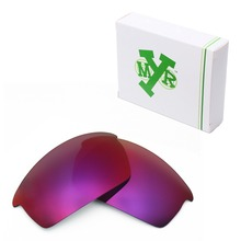 MRY POLARIZED Replacement Lenses for Oakley Bottlecap Sunglasses Midnight Sun