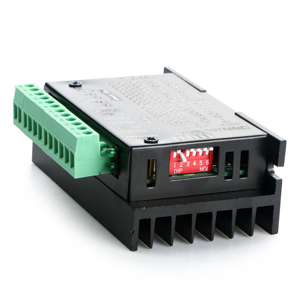 New TB6600 Single Pulse 4A 9~42V 2/4 Phase Hybrid Stepper Motor Driver Controller Micro-Step CNC(China (Mainland))