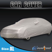 Hot sale Outdoor Full Car Cover Waterproof Sun UV Snow Dust Rain Resistant Protection Size XL Car covers Free shipping C10(China (Mainland))