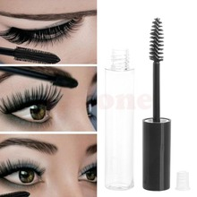 5x 10mL Empty Mascara Tube Eyelash Cream Vial/Liquid Bottle/Container Black Cap(China (Mainland))