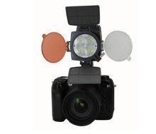 LED-5005 4 LED Camera Video Light for Canon Nikon Pentax SONY DV Camcorder Lamp