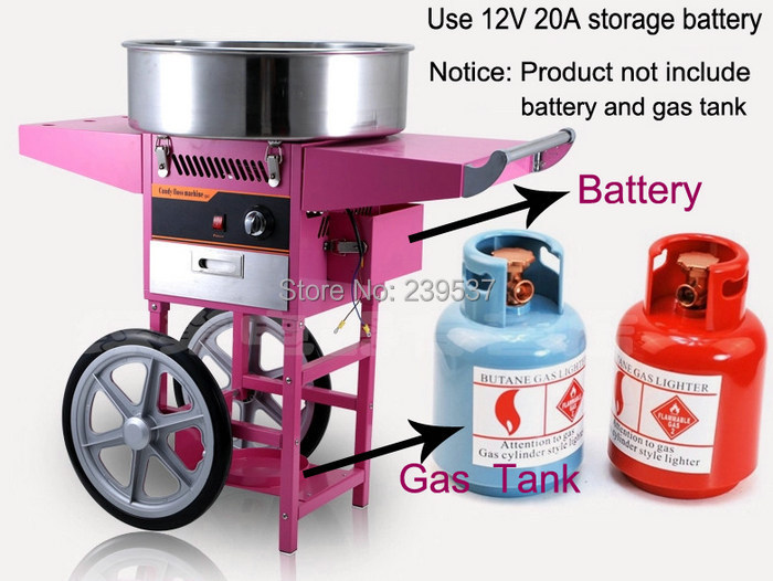 Prima Candy Floss Maker Instructions