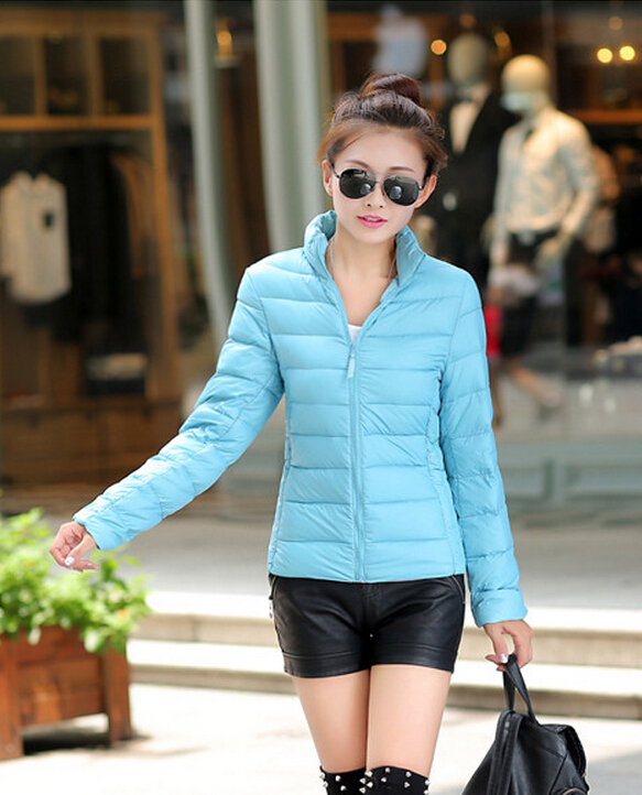 Free shipping to lady down cotton-padded jacket in the spring of 2015, ms big yards short coat of cultivate ones moralityОдежда и ак�е��уары<br><br><br>Aliexpress