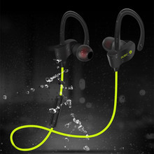 Freesolo 56S Sports Bluetooth Headset Earhook 4.0 Wireless Stereo Music Run Double Earbud