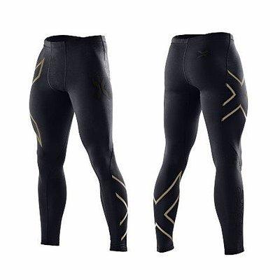 2XU compression pants male sports jogging trousers tight pants high-elastic fitness marathon wicking sweatpants Free shipping(China (Mainland))