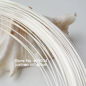 Sterling Silver Round Wire - Kernowcraft