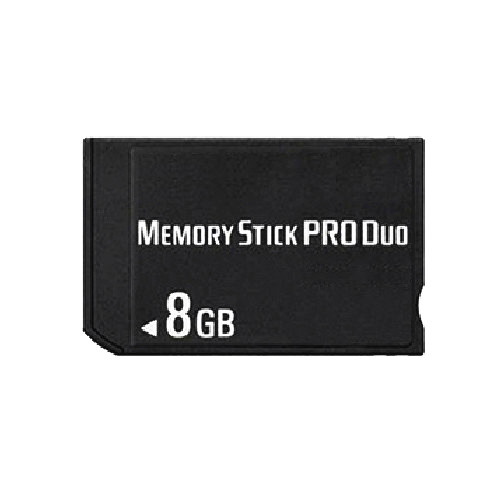 8GB MS Memory Stick Pro Duo Card Storage for Sony PSP 1000/2000/3000 Game Console(China (Mainland))