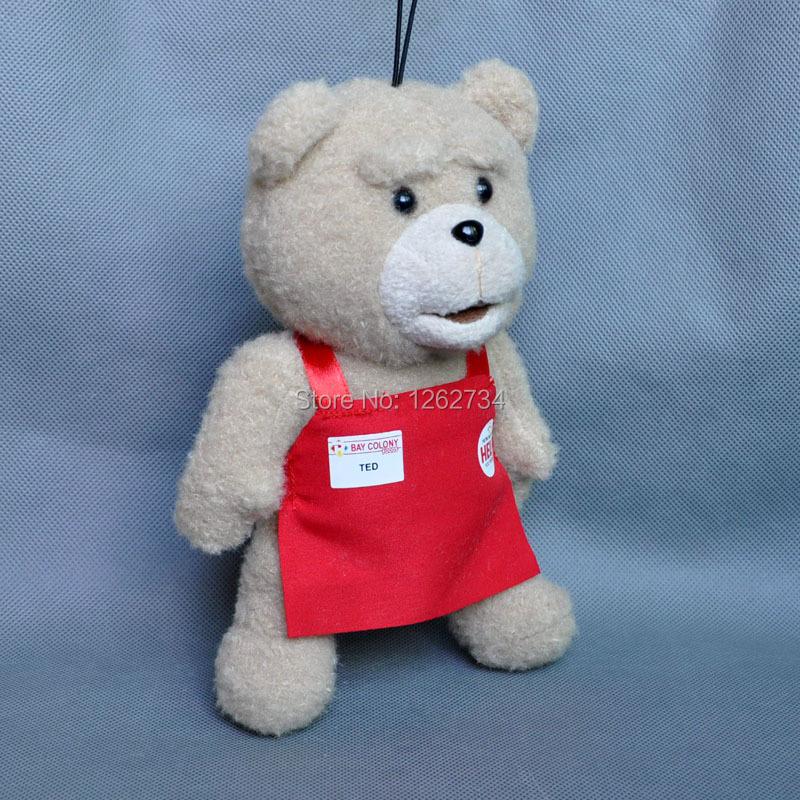 Teddy Ted Bear-8inch-65g-9.5-A