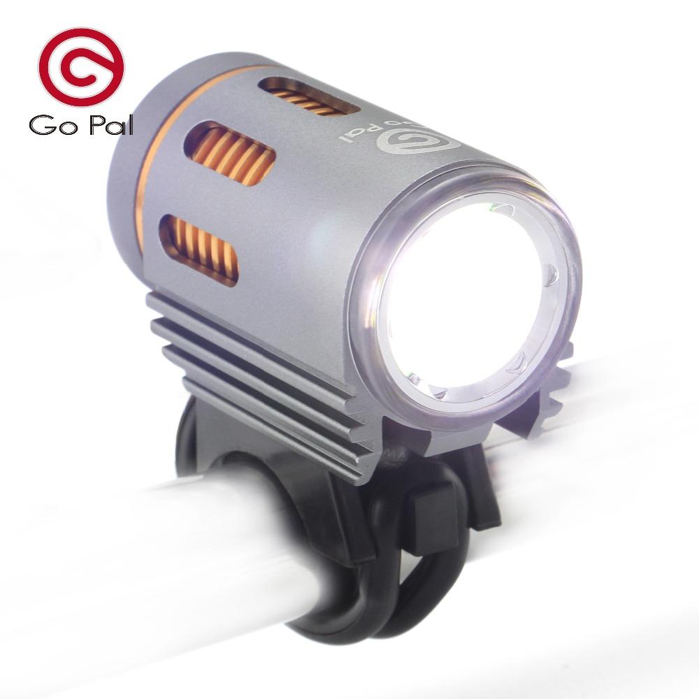 Super Bright Bicycle Light,4500 Lumens,6400mAh,Bike Front Light,Cycling U2 LED Lamp Waterproof With Headband(China (Mainland))
