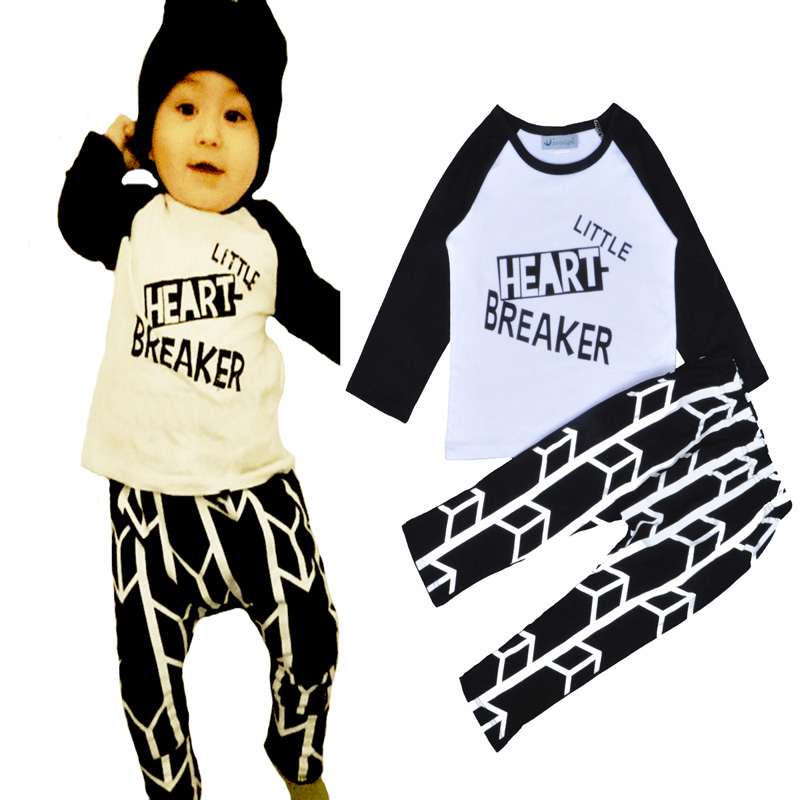 Bobo choses baby boy clothes set long-sleeved letter t-shirt tops+Branches pattern pants spring baby boy clothing sets 4pcs/lot<br><br>Aliexpress