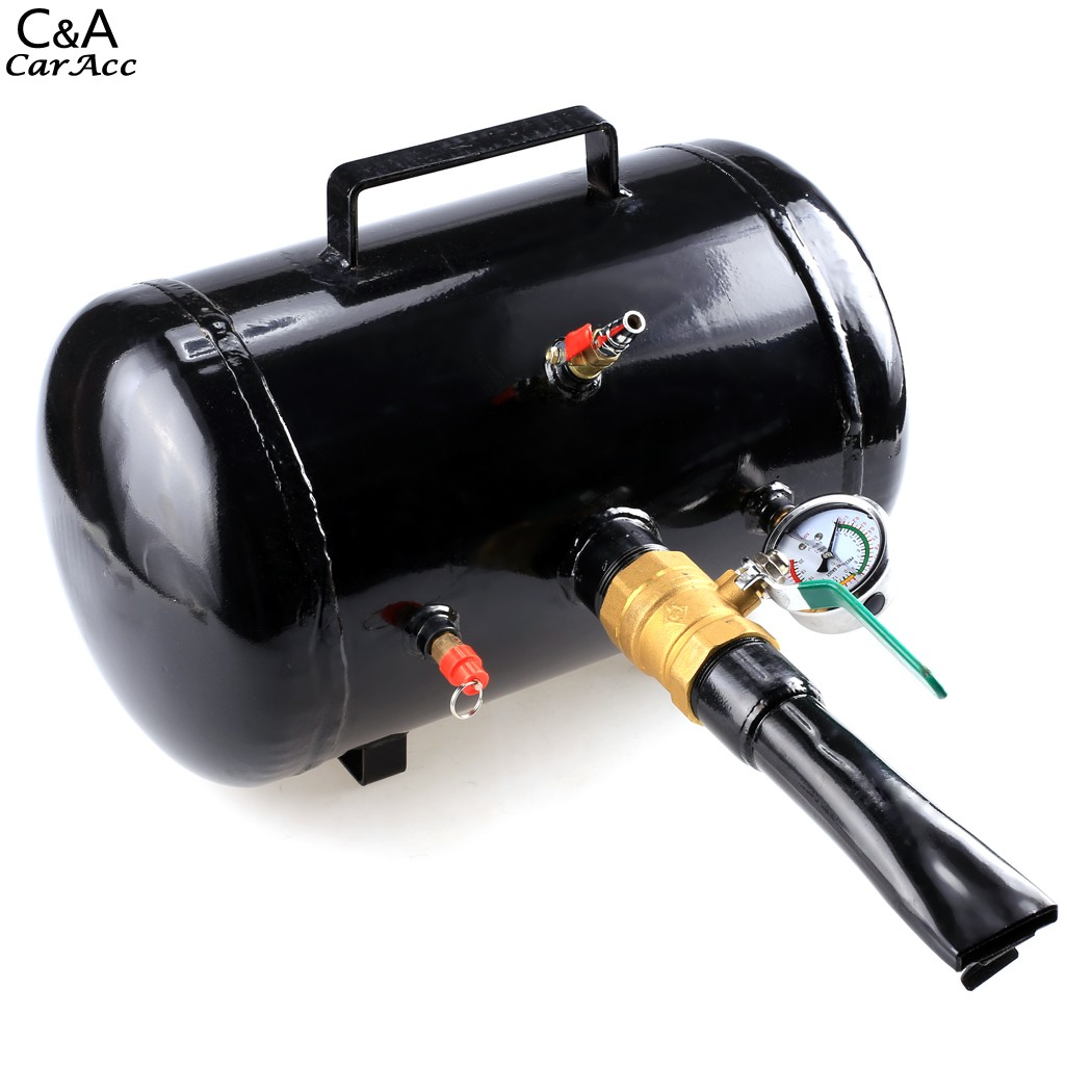NEW 5 Gallon Air Tire Bead Seater Blaster Tool Seating Inflator Truck ATV 145PSI Tire Repair Tools Free Shipping Homestyle US68(China (Mainland))