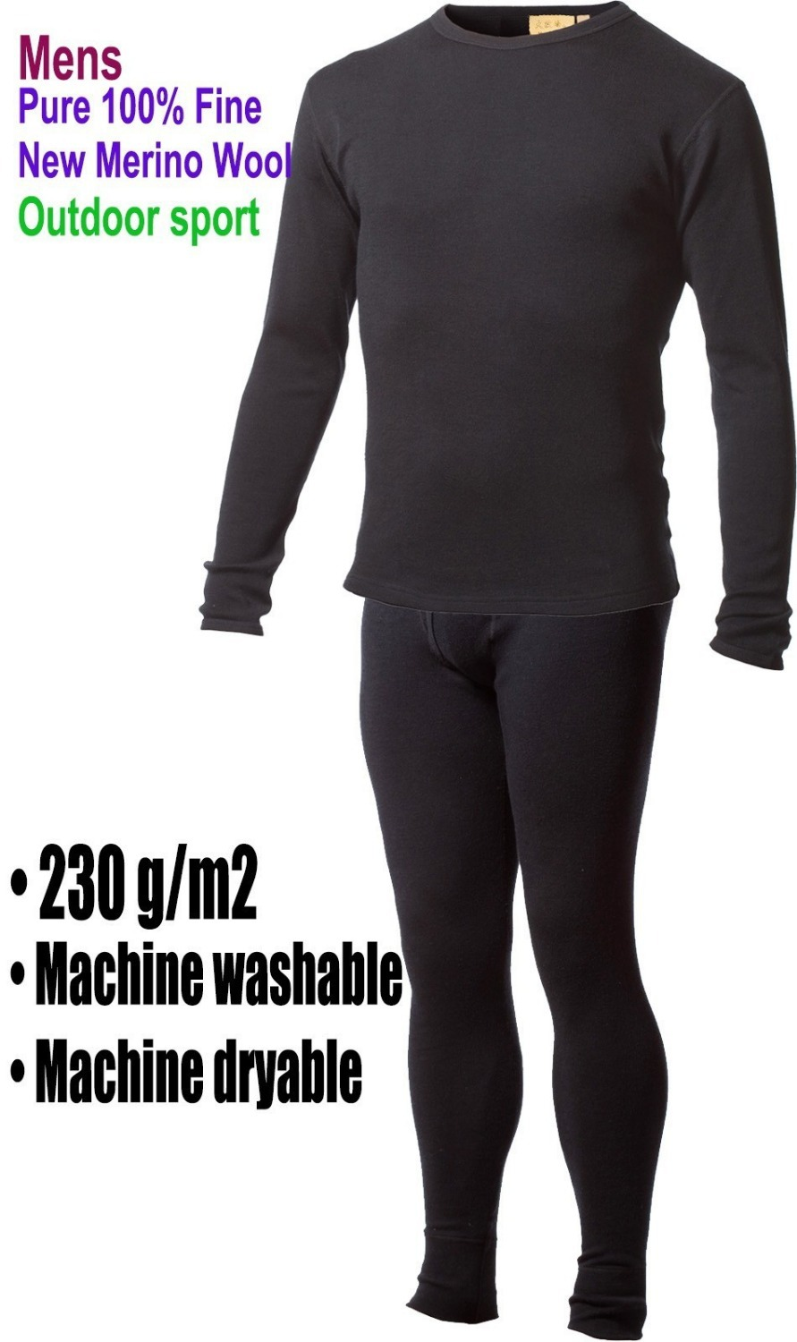 Soft Thermal Underwear Promotion-Shop for Promotional Soft Thermal ...