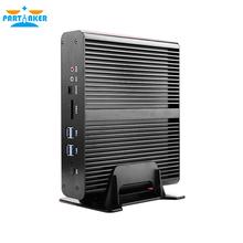Mini pc i7 Barebone HTPC Intel Nuc Fanless Computer Broadwell 5Gen Core i7 5500U 4 Gen Core i7 4650u 300M WIFI(China (Mainland))