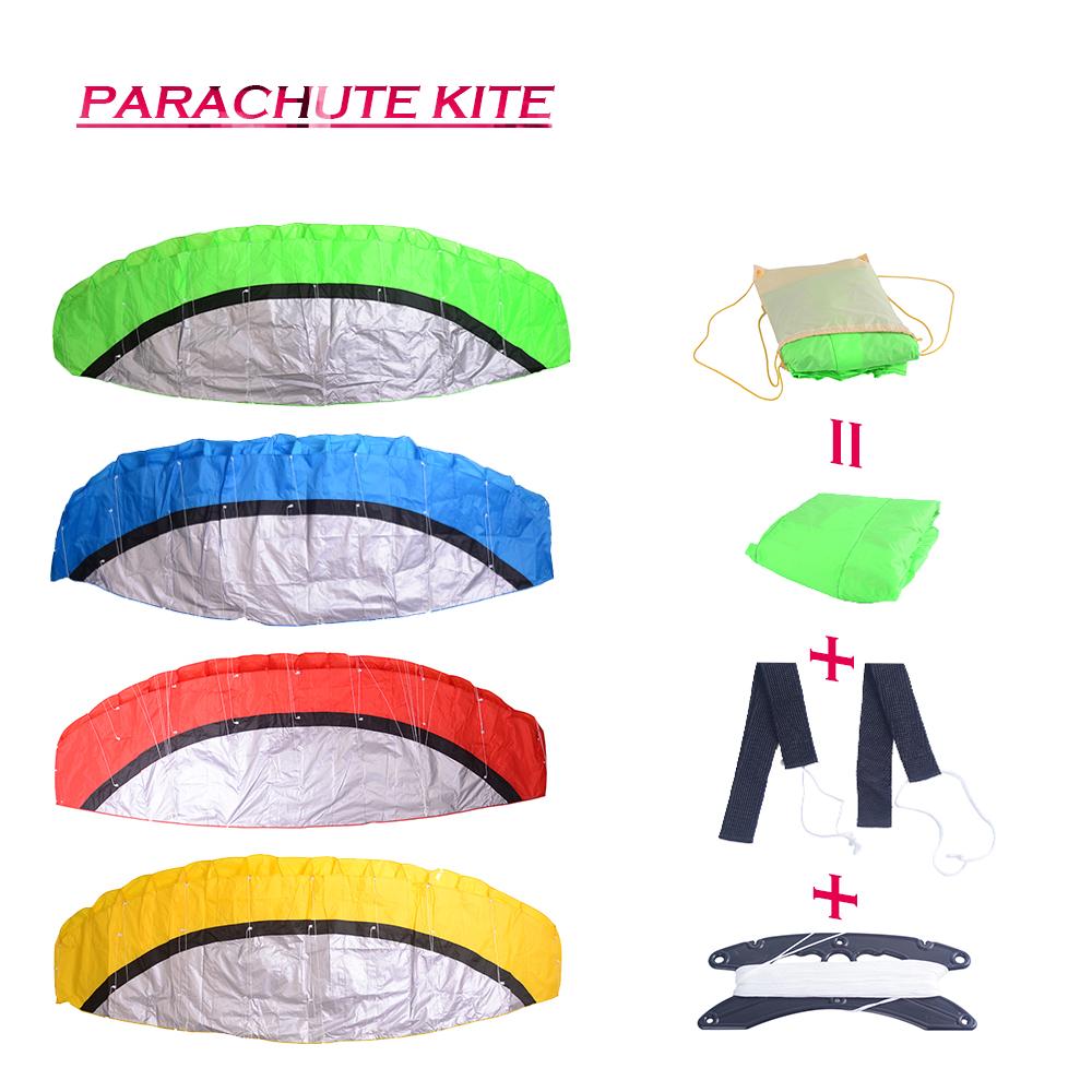 4 Color Dual Line Kite, Parafoil kite, Stunt kite,Soft Kite Outdoor Sport Frameless Flying Kids Toys(China (Mainland))