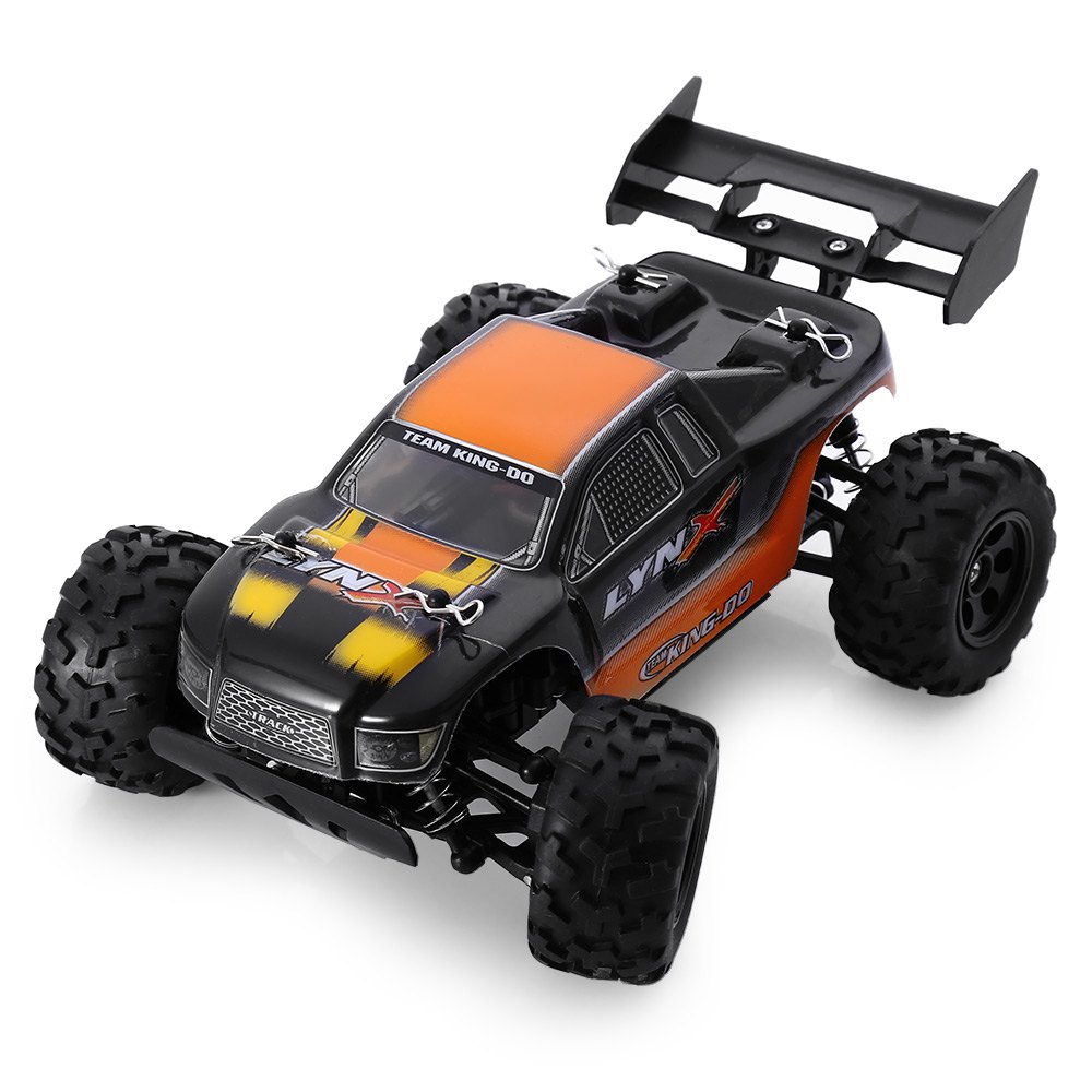 Original Mini Big Foot Car 2.4GHz 1/24 Scale RC Truggy RTR Racing Car Remote Control RC Trucks Vehicles Toys Friends kids Gifts(China (Mainland))