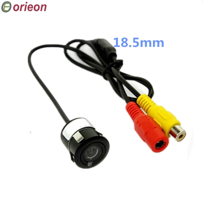 Free shipping Promotion 1pc/lot Waterproof Night Vision Car Rear view Camera for Car Reversing System with Drill (RC800)(China (Mainland))