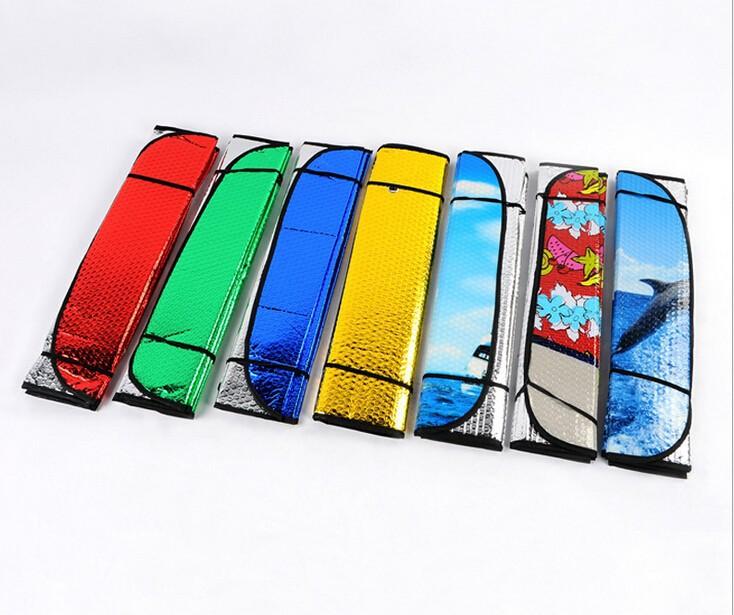 Защита от солнца для переднего стекла авто Brand new 2 /fashional 130 * 60 /sun