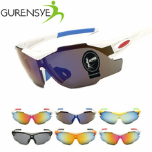 Buy New design Gurensye bike sports cycling glasses goggles men MTB bicycle road eyewear tactical glasses airsoft for $2.63 in AliExpress store