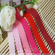 10mm x50m flat polyester webbing many colors polyester ribbon DIY accessory bowknot home decorating free shipping wholesale(China (Mainland))
