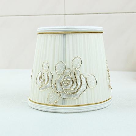 buy 1pcs elegant fabric lamp shades. Black Bedroom Furniture Sets. Home Design Ideas