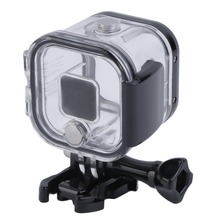 Waterproof  Housing Case Diving Underwater Protective Shell Box Case Cover for GoPro Hero 4 Camera(China (Mainland))