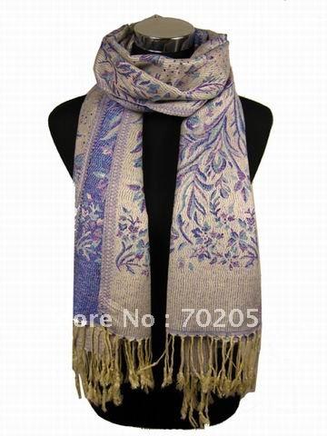PASHMINA Cashmere Wraps shawls Scarf Ponchos Scarf scarves Shawl 11pcs/lot #1421